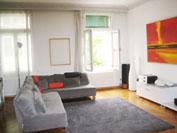 Chice Altbau-Wohnung in Mü-Maxvorstadt