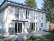 Puristisches Einfamilienhaus in Mü-Waldtrudering