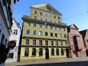 Denkmalschutz. Augsburg-Innenstadt
