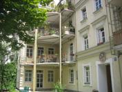 Stilvoller Altbau (Rückgebäude) in Mü-Maxvorstadt